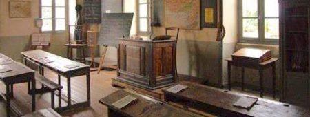 Ecole ancienne sans ecole